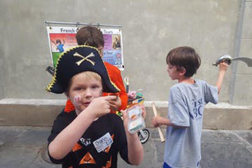 New Orleans Kids Spooky Tour