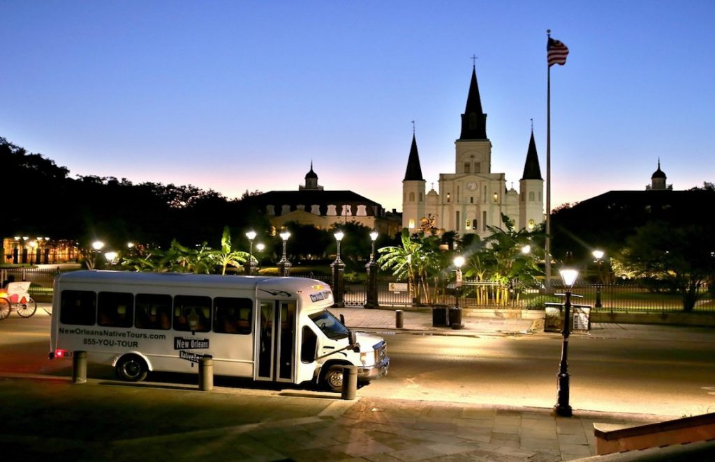 Haunted History Tours Ghosts and Haunts Tour