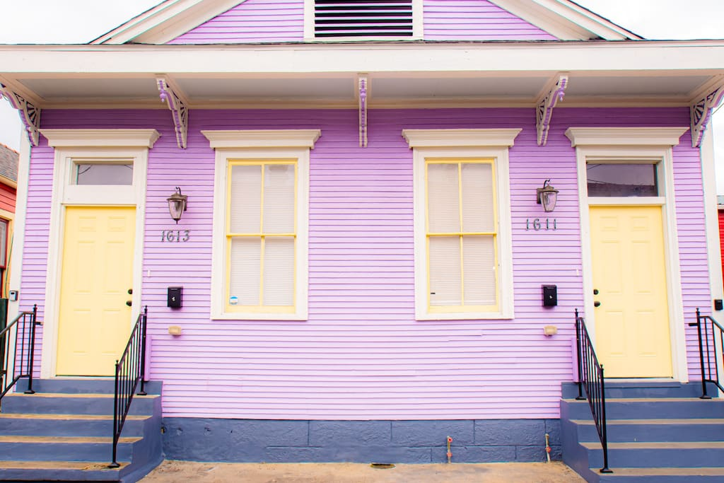 Treme Vacation Rental