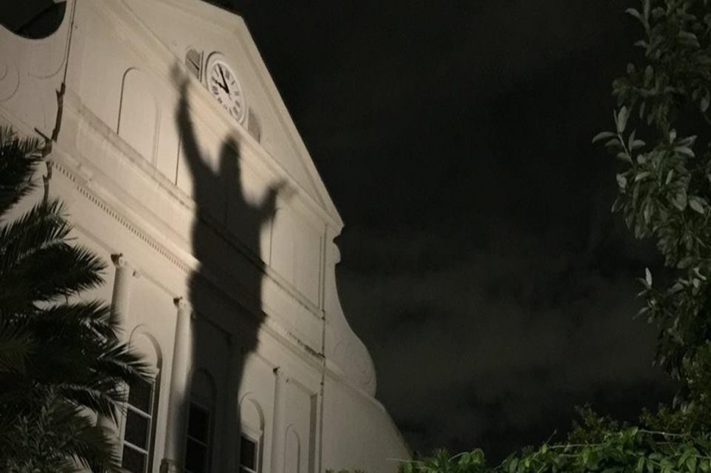New Orleans Ghosts of The Quarter Tour